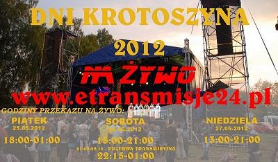 Dni Krotoszyna 2012