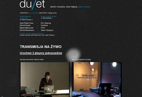 Noc Muzeów Warsaw Electronic Festival