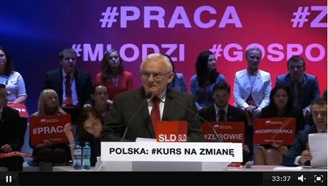 W sobotę o 11.00 startuje Krajowa Konwencja Sojuszu Lewicy Demokratycznej z udziałem Przewodniczącego SLD Leszka Millera oraz Przewodniczącego Parlamentu Europejskiego, Martina Schulza.
